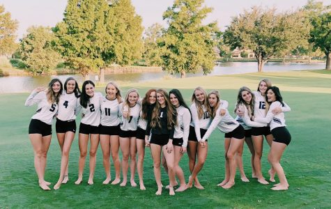 Volleyball Embracing the Challenge of 5A