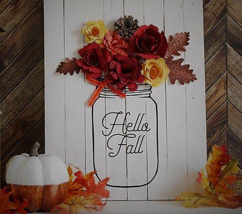 DIY fall festivities
