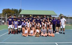 Tennis Tackles First Year of 5A With Trip to State