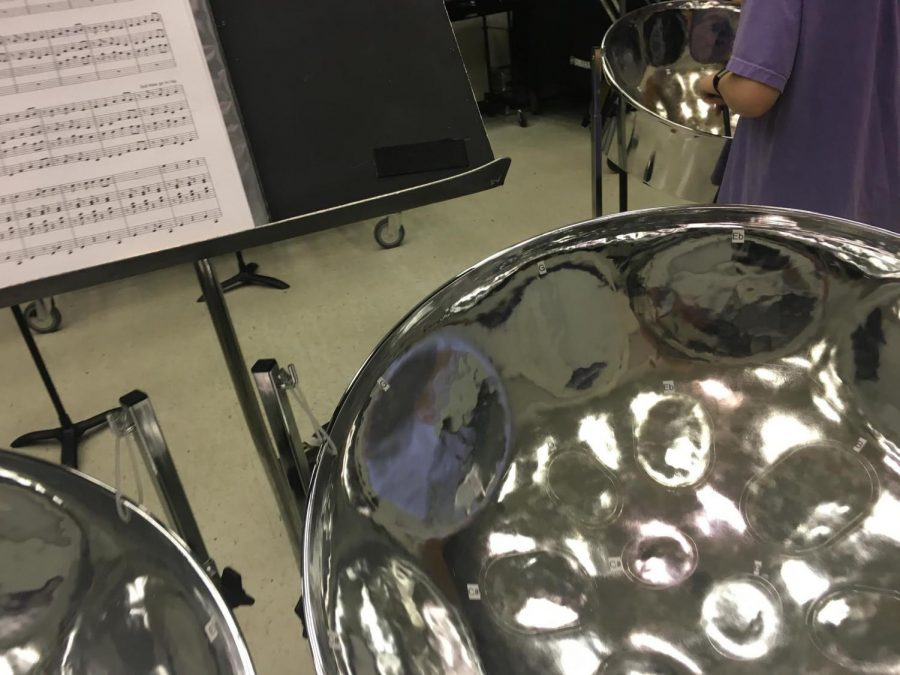Wylie's New Steel Band