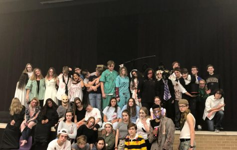 Wylie Theater Gets SPOOKY