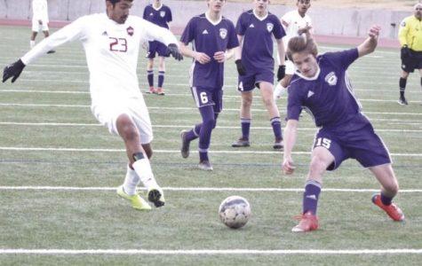 Boys Varsity Soccer 2020