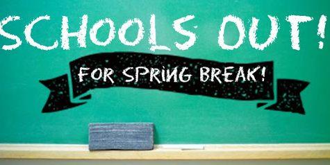 20 Ideas for Spring Break 2020