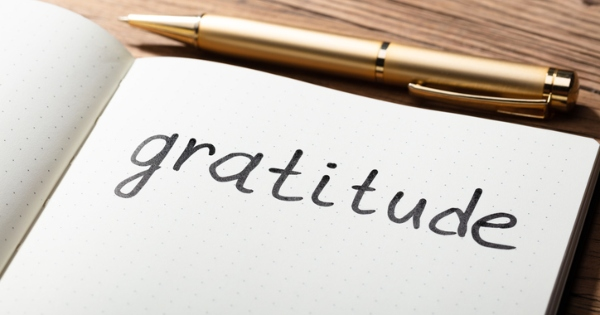 The Prevailing Power of Gratitude
