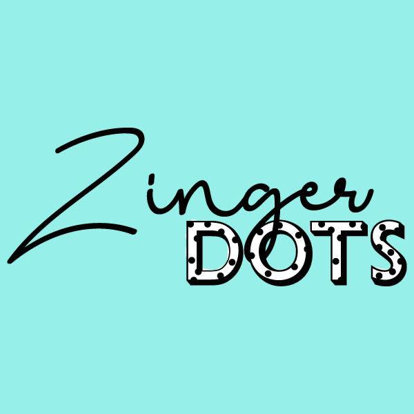 Wylie Sisters Open Zinger Dots