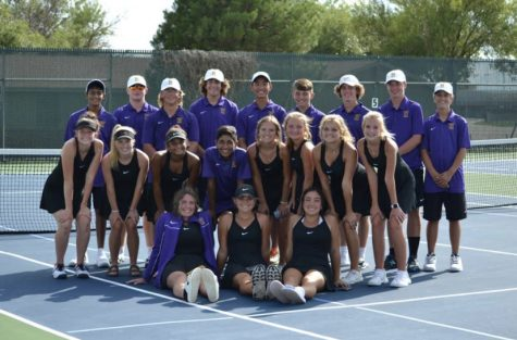 Varsity Tennis Undefeated at 12-0