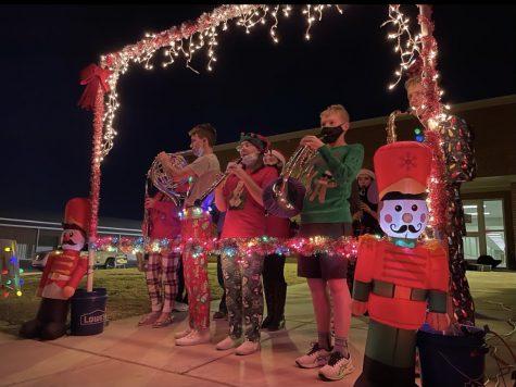 Wylie's Christmas Drive-Thru