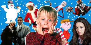 A Very Official Ranking of Christmas Movies