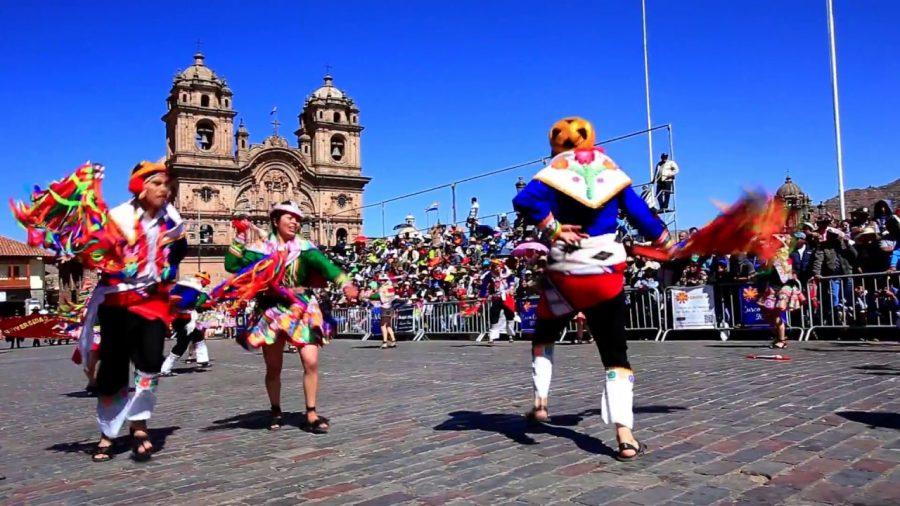 Spanish Heritage tradition - Día de la Raza